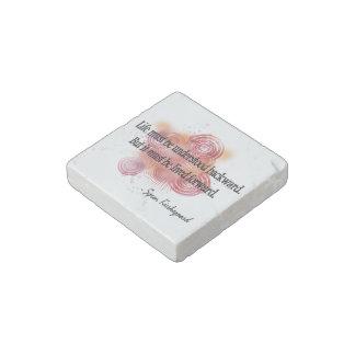 Kierkegaard Stone Magnets