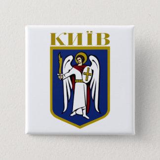 Kiev COA 2 Inch Square Button