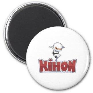 Kihon Logo Magnet