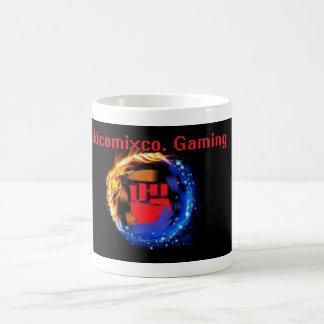 Kikicomixco. Gaming Mug