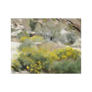 Kilauea Bloom Canvas Print