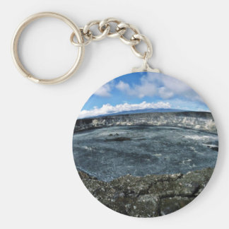 Kilauea Crater - Hawaii Keychain