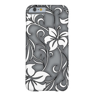 Kilauea Hibiscus Hawaiian Floral Barely There iPhone 6 Case