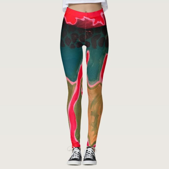 Kilauea Leggings