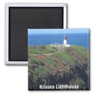 Kilauea Lighthouse Magnet