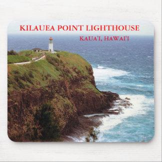 Kilauea Point Lighthouse, Kauai, Hawaii Mousepad