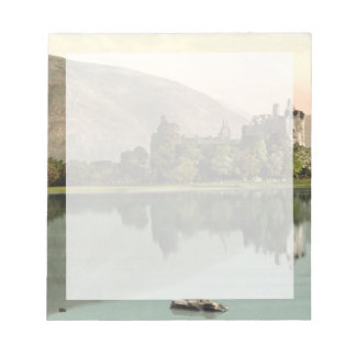 Kilchurn Castle, Argyll and Bute, Scotland Notepad