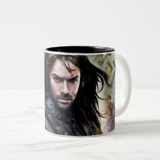 Kili With Name Two-Tone Coffee Mug