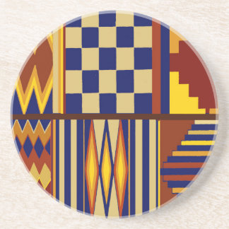 Kilim Prayer Rug design Coaster