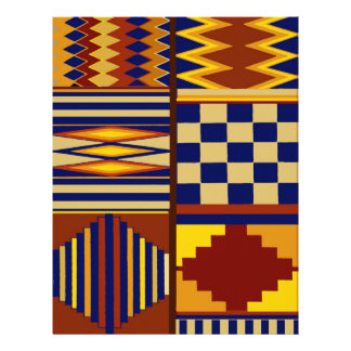 Kilim Prayer Rug design Letterhead