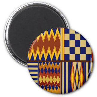 Kilim Prayer Rug design Magnet
