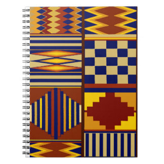Kilim Prayer Rug design Notebook
