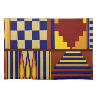 Kilim Prayer Rug design Placemat