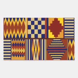Kilim Prayer Rug design Sticker