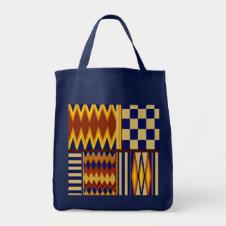 Kilim Prayer Rug design Tote Bag
