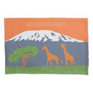 Kilimanjaro Pillowcase