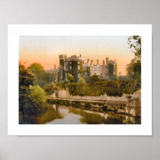 Kilkenny Castle Ireland Poster