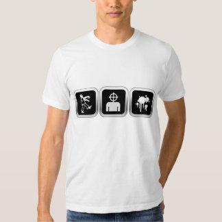Kill All Zombies Shirts