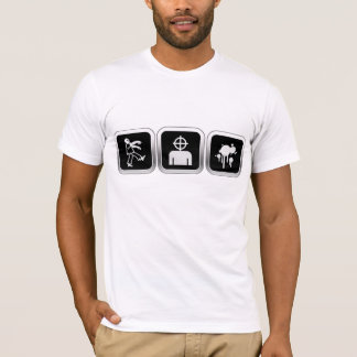 Kill All Zombies T-Shirt