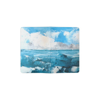 Kill Devil Hills Landscape pocket notebook