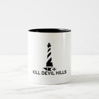 Kill Devil Hills. Coffee Mug