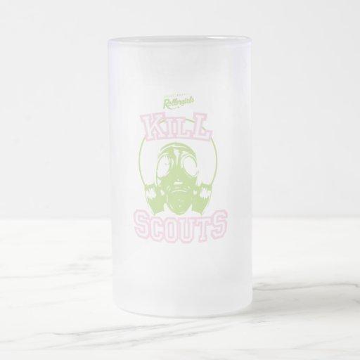 Kill Scouts Coffee Mugs