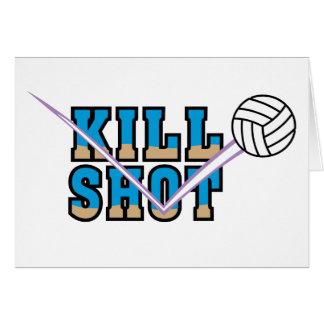 Kill Shot Card
