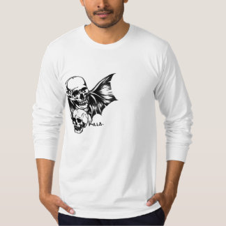 KILLA Peircing eye Long sleeved TEE
