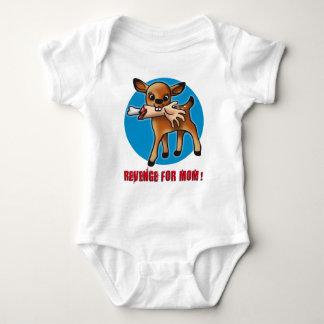 Killer Bambi Baby Bodysuit