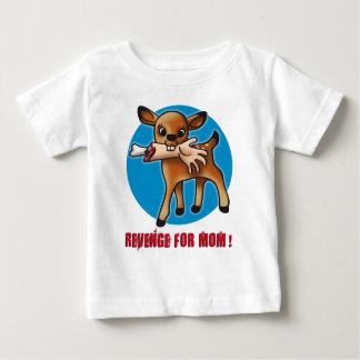 Killer Bambi Baby T-Shirt