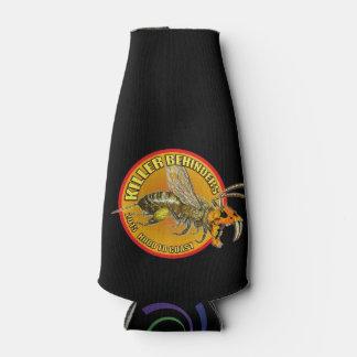 Killer Beehinders Bottle Cozy Bottle Cooler