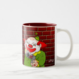 Killer Clown Coffee Mug