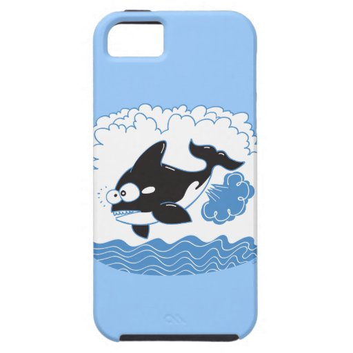"""Killer Fart"" iPhone 5 Covers"