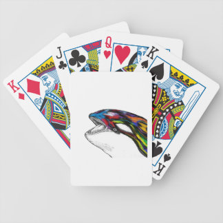 Killer Instincts Bicycle Playing Cards