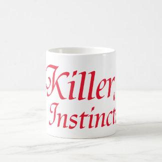 Killer Instincts Coffee Mug