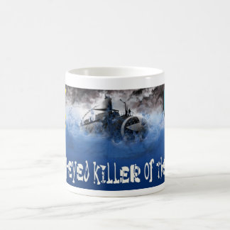 Killer of the Deep. Coffee Mug