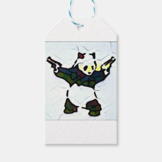 Killer Panda Pack Of Gift Tags