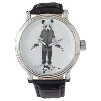 Killer panda watch
