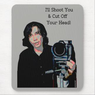 Killer Photo Mouse Pad