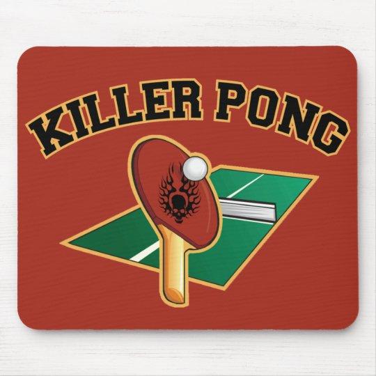 Killer Pong mousepad