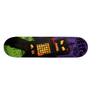 Killer Robot Custom Skate Board