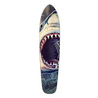 Killer Shark Element Cruiser Custom Pro Long Board Skate Boards