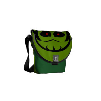 Killer Shopper Small Messenger Bag