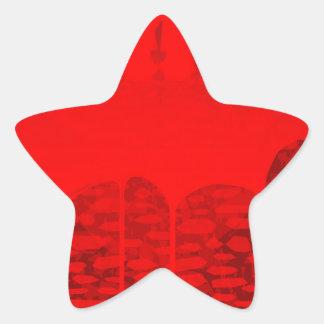 Killer Street Star Sticker