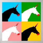 Killer Unicorn (Art Print)
