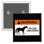 Killer Unicorns Button