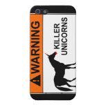 Killer Unicorns iPhone 5/5S Cases