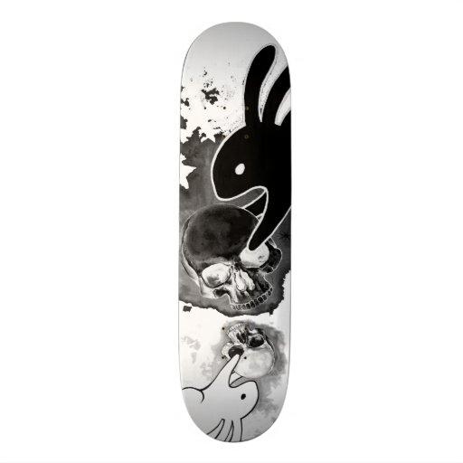 Killer Wabbits Skate Deck