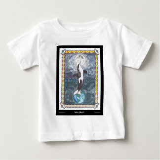 Killer Whale Baby T-Shirt