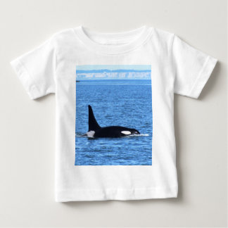 Killer Whale Baby T-Shirt